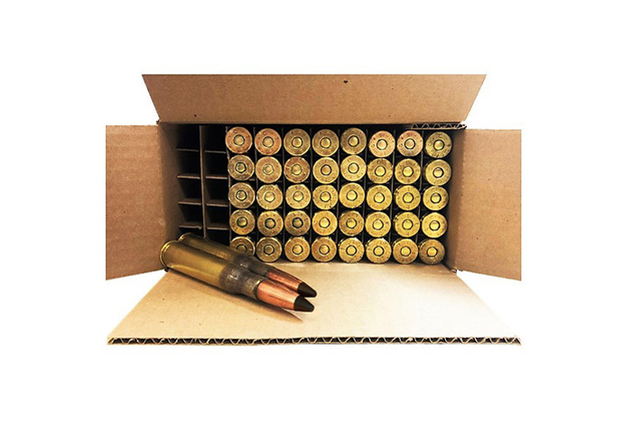 Lake City - 50 CAL M17 TRACER 643 GR FMJ - 50 CT